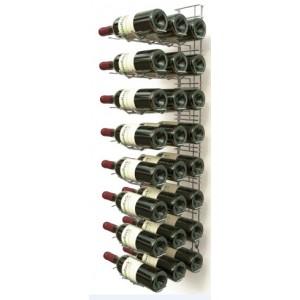 VisioPlan 24 bouteilles en présentation horizontale