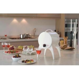 Winybar - habillage pour Bag-in-box - Fontaine à vin de 3 litres