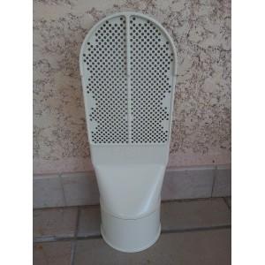 Easyventil 2 bouche de ventilation l 39 atelier du vigneron - Grille ventilation vide sanitaire ...