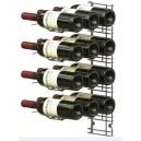 VisioPlan 12 bouteilles en présentation horizontale