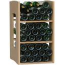Cavicase élément de base d'une capacité de 54 à 72 bouteilles