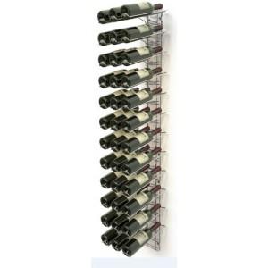 VisioPlus 36 bouteilles en présentation inclinée