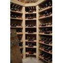 Vinea Concept - Jambage champagne colonne