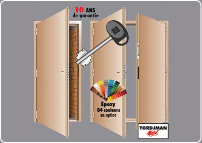 Porte Blindée Tordjman