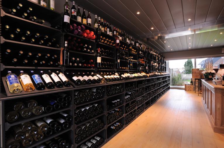 Agencer votre espace de vente de vin » L\'Atelier du Vigneron - Des ...
