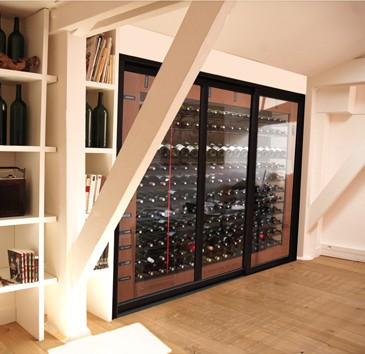vinoth que biblioth que vins l 39 atelier du vigneron des solutions pour am nagement votre. Black Bedroom Furniture Sets. Home Design Ideas