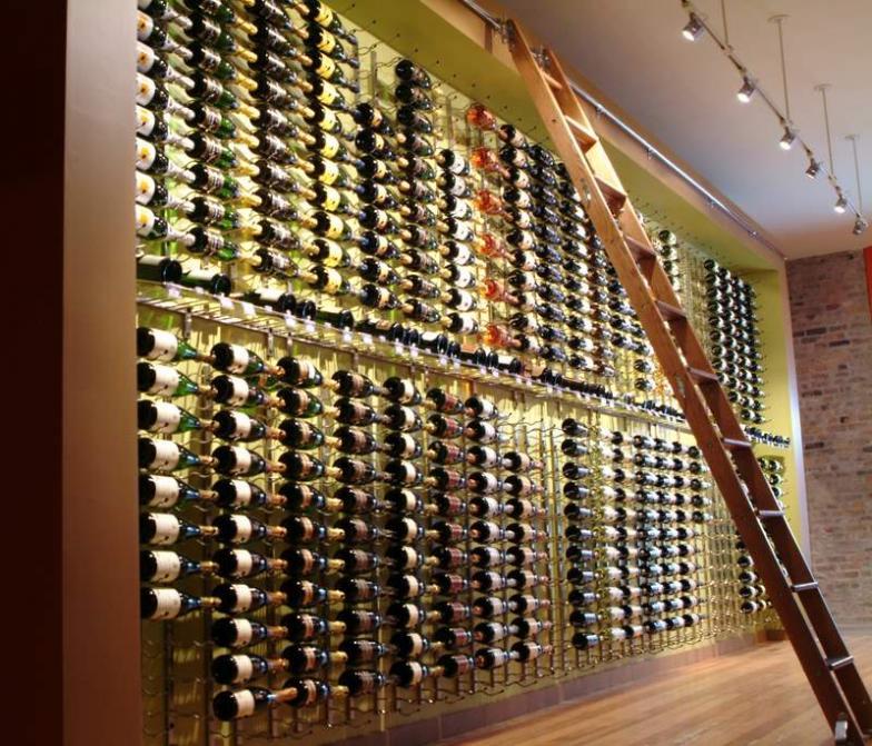 Préférence Supports muraux pour vos bouteilles de vin » L'Atelier du Vigneron  JS22
