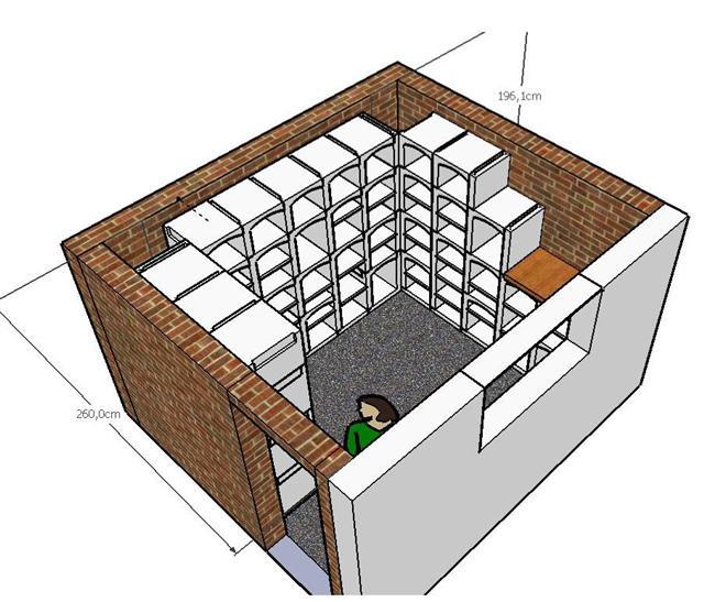 Modéliser votre cave » L\'Atelier du Vigneron - Des solutions pour ...