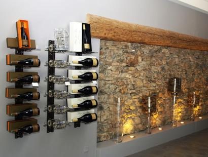 Visiorack LAtelier Du Vigneron Des Solutions Pour Aménagement - Porte bouteille de vin